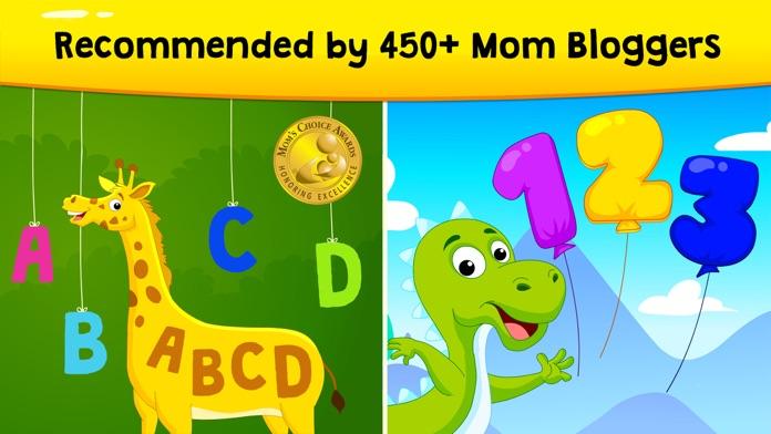 KidloLand Kids Nursery Rhymes Screenshot