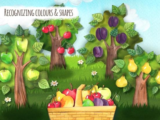 Фруктовый сад для iPad