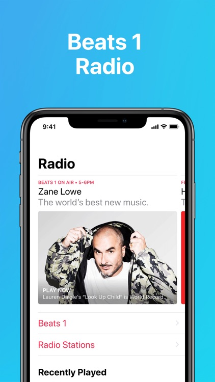 Apple Music screenshot-5