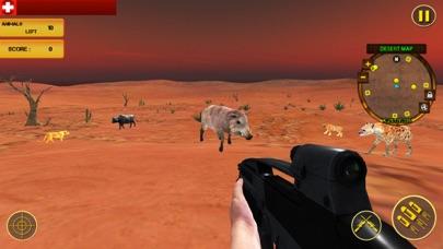 Desert Animal Shooting 18 Pro screenshot four