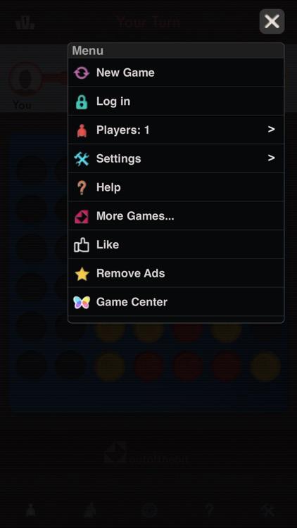 Four In A Row - Classic Games screenshot-3