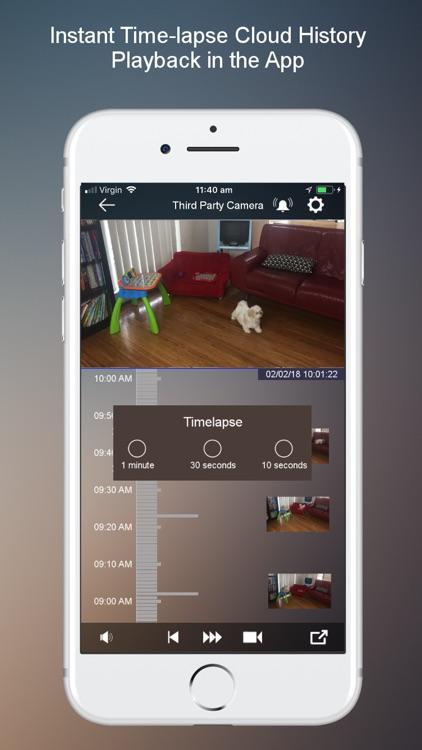 YouIPCams: IP Camera App