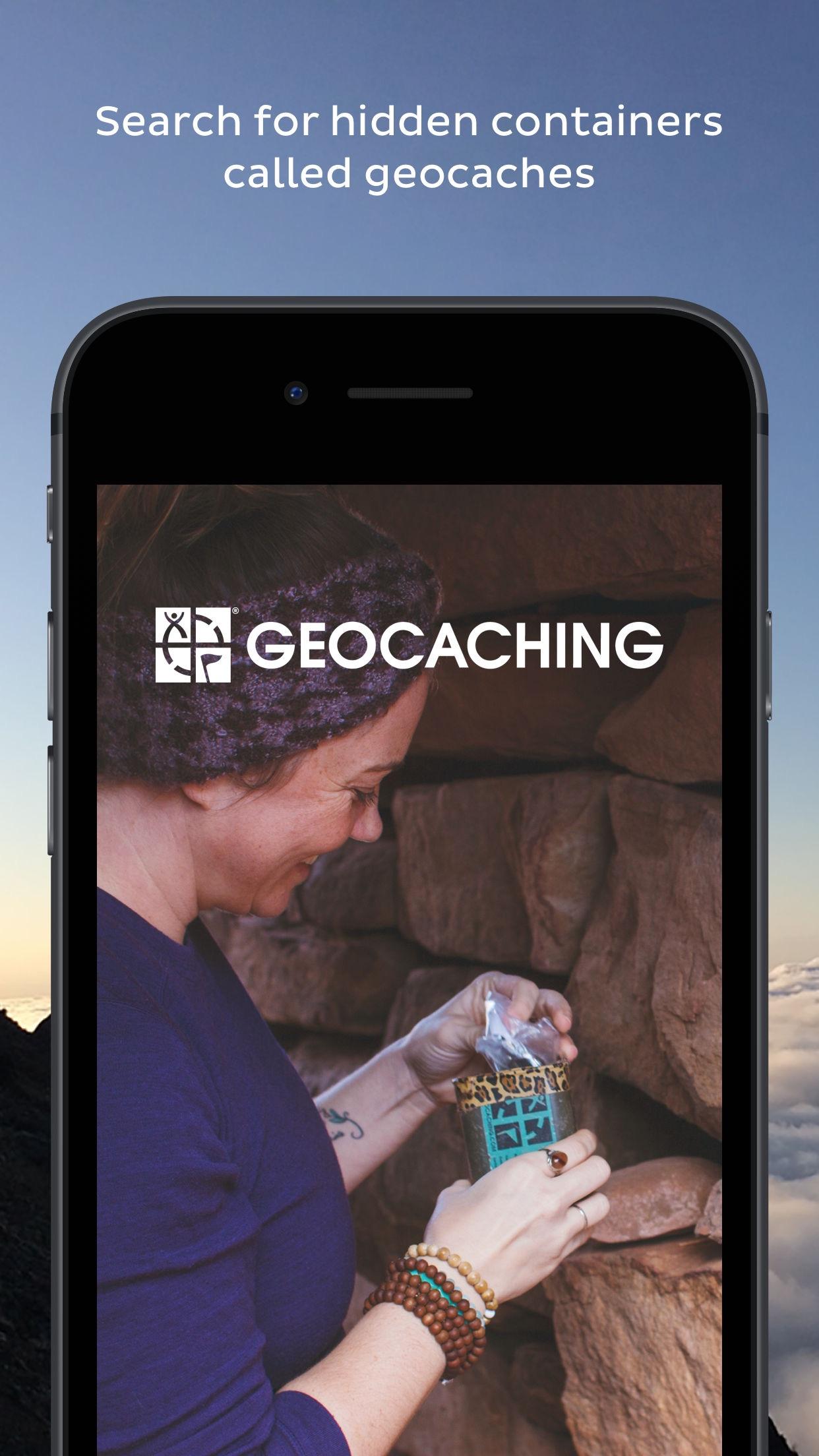 Geocaching® - Treasure Hunt Screenshot