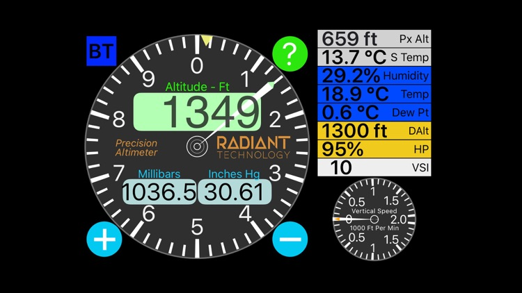 Precision Altimeter screenshot-1