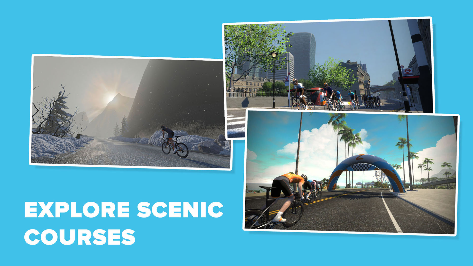 Zwift: Ride and Run screenshot 13