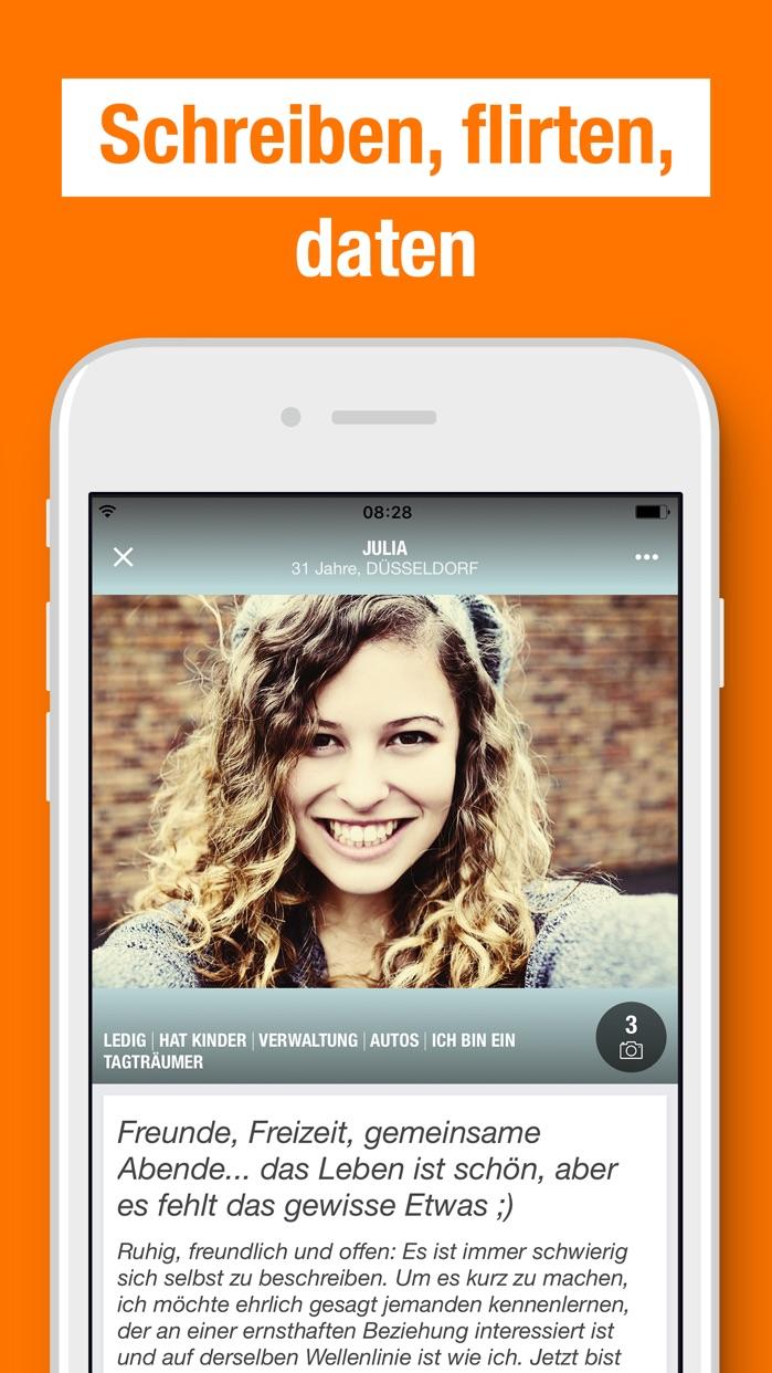 ernsthafte Beziehung Dating App