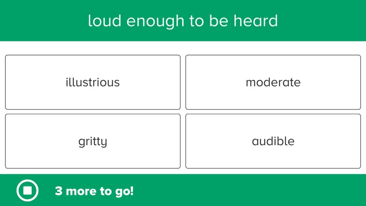 6th Grade Vocabulary Prep screenshot-5