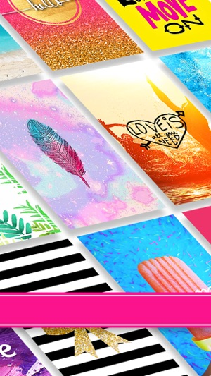 Girly wallpapers backgrounds on the app store voltagebd Images