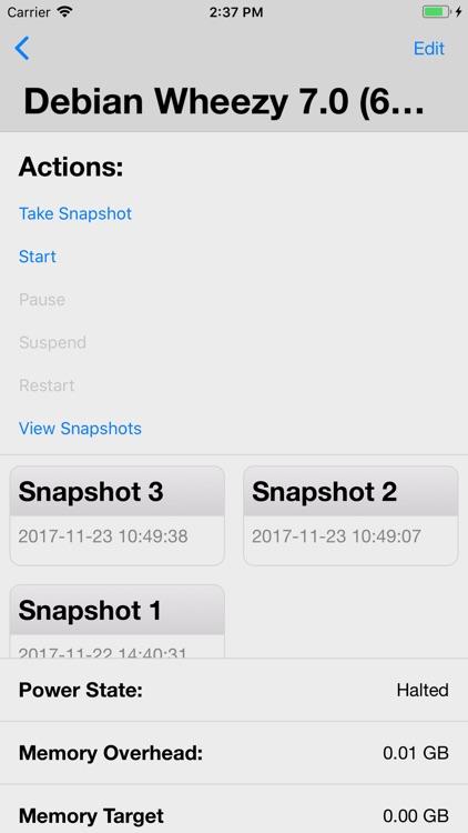 XenAdmin: XenServer Monitoring screenshot-3