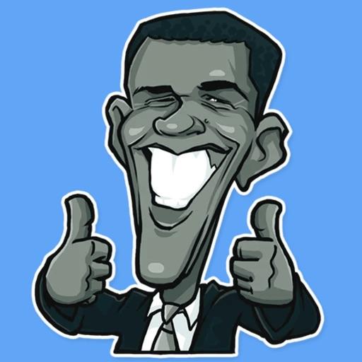 USA Presidents STiK Stickers icon