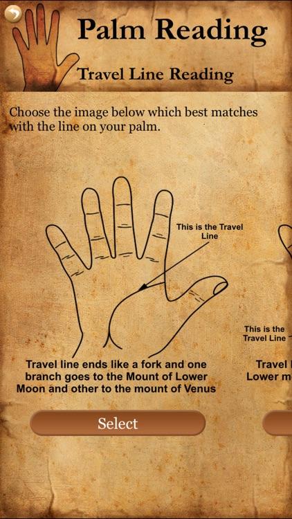 Palm Reader - True Palmistry screenshot-3