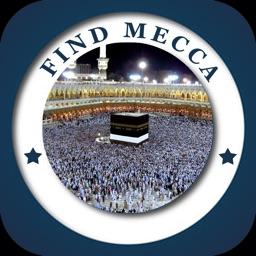 Find Mecca Qibla Prayer timing