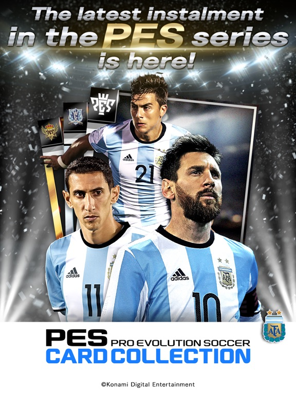 PES CARD COLLECTION screenshot 6