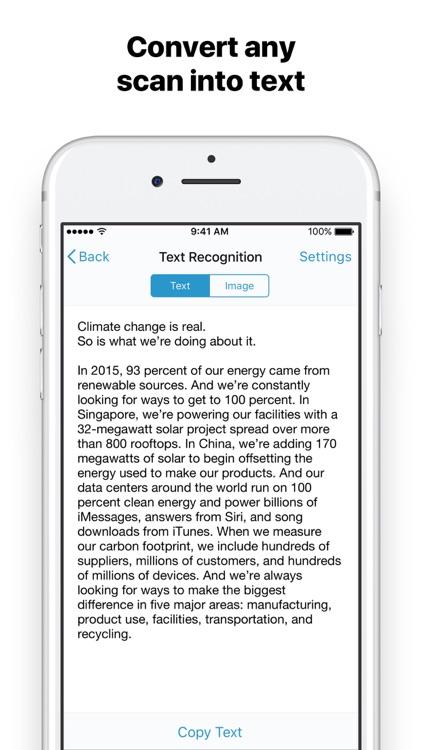 Scanner App Pro screenshot-4