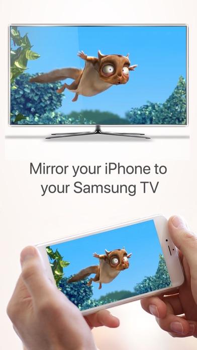 Mirror for Samsung TV screenshot 1