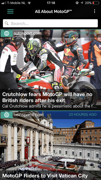 All About MotoGP screenshot three