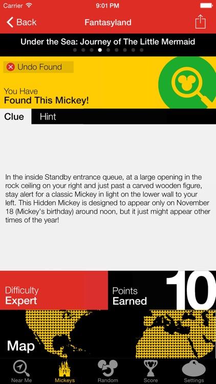 Hidden Mickeys: Disney World screenshot-3
