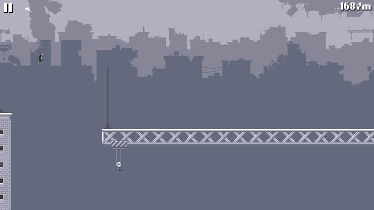 Canabalt screenshot-0