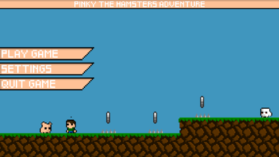 Pinky The Hamsters Adventure screenshot two