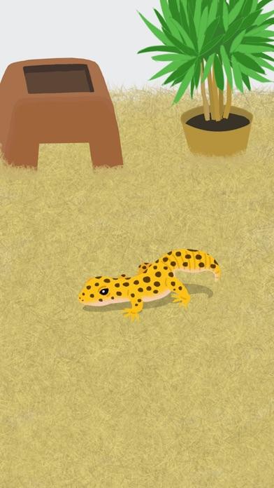 My Gecko -Virtual Pet Game- screenshot 1