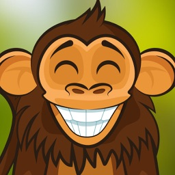 Monkey Emoji Texting Stickers