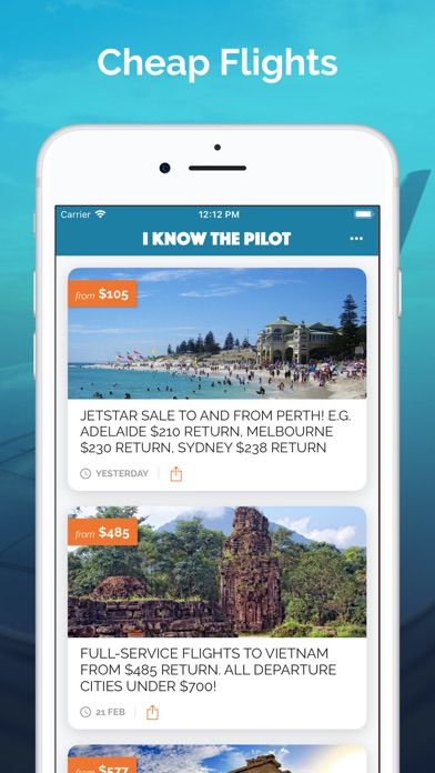 Download I Know the Pilot: Flight Deals for Pc