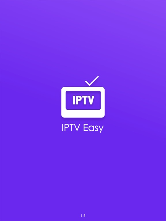 Télécharger IPTV Easy - m3u Playlist pour iPhone / iPad sur l'App