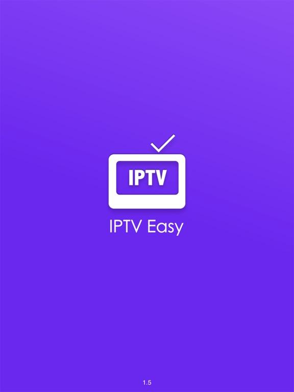 Télécharger IPTV Easy - m3u Playlist pour iPhone / iPad sur