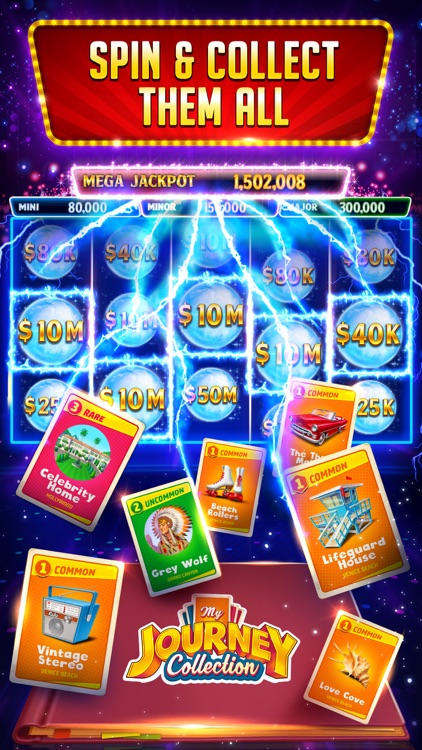 Vegas Downtown Slots & Words screenshot-3