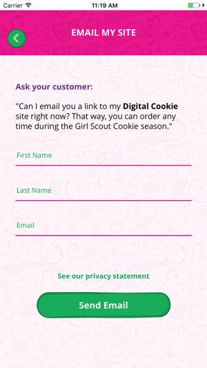 Digital cookie mobile app on the app store digital cookie mobile app on the app store colourmoves