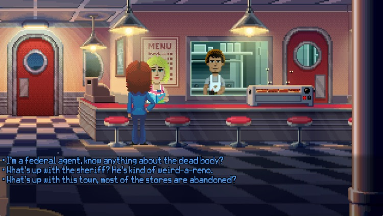 Thimbleweed Park screenshot-1