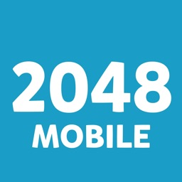 2048 Mobile Merge Logic Game