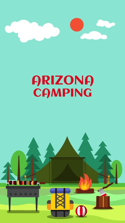 Arizona Camping screenshot-0
