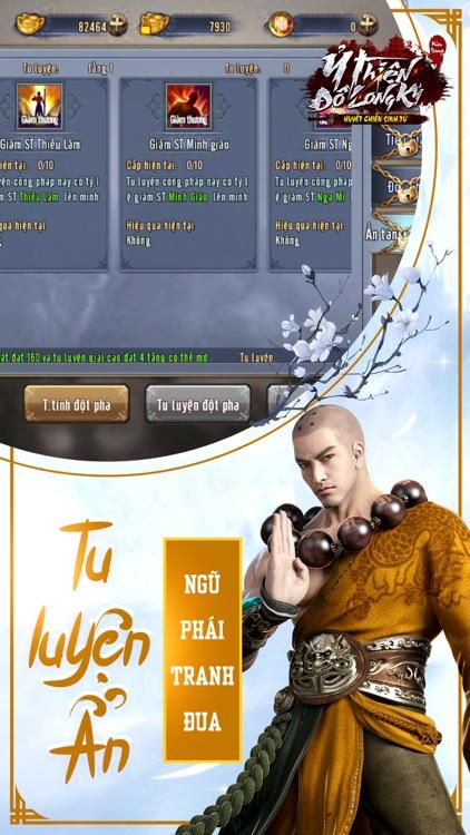 Ỷ Thiên Đồ Long Ký 3D screenshot-3