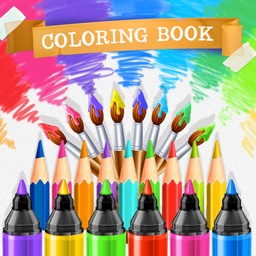 Coloring Book-Color your world