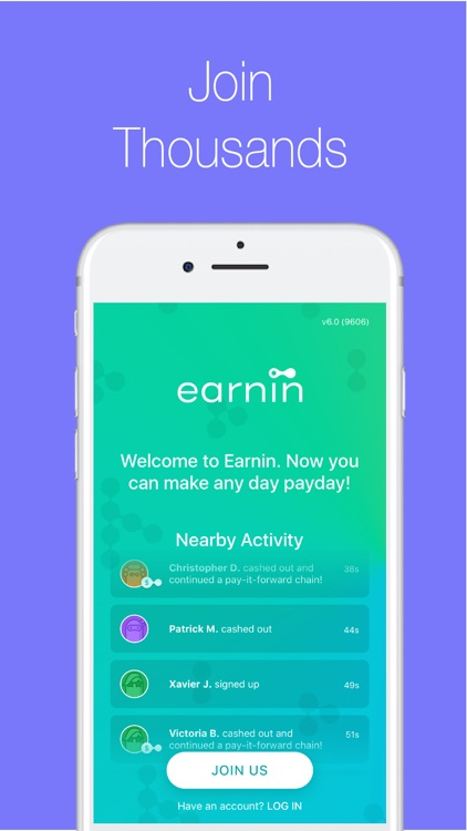 Earnin - Get Paid Today screenshot-4