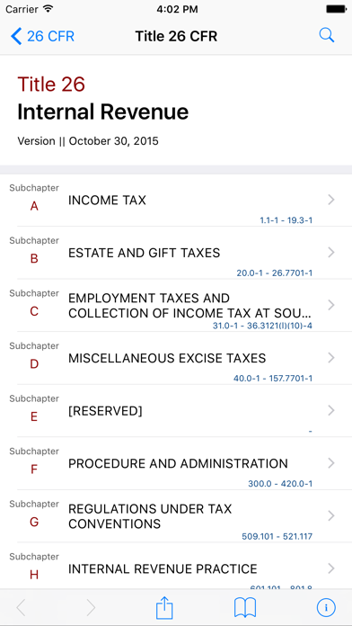 26 Cfr By Lawstack review screenshots