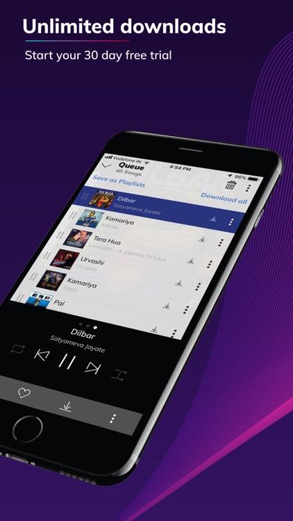 Hungama Music - Songs & Radio screenshot-5