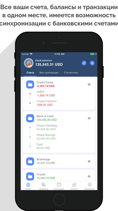 MoneyWiz 3 : Personal FinanceСкриншоты 1