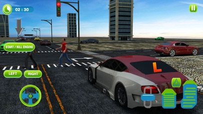 Real 3D Driving School - Pro Screenshot 3