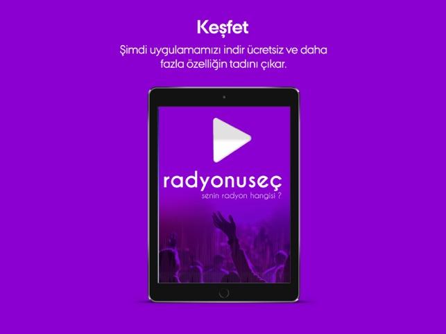 Radyo Dinle - Radyonu Seç Screenshot