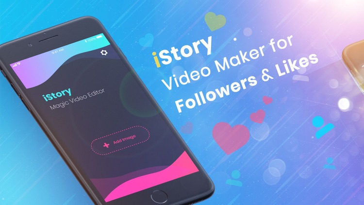 Get Followers for iStory Maker