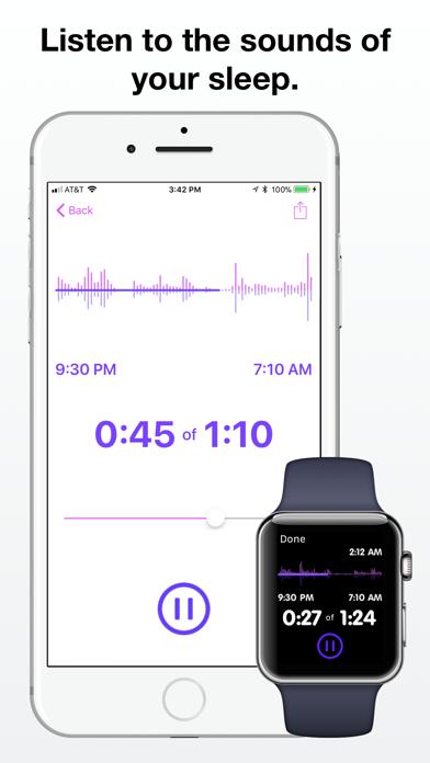 Sleep Talk - Sound Recorderのおすすめ画像1