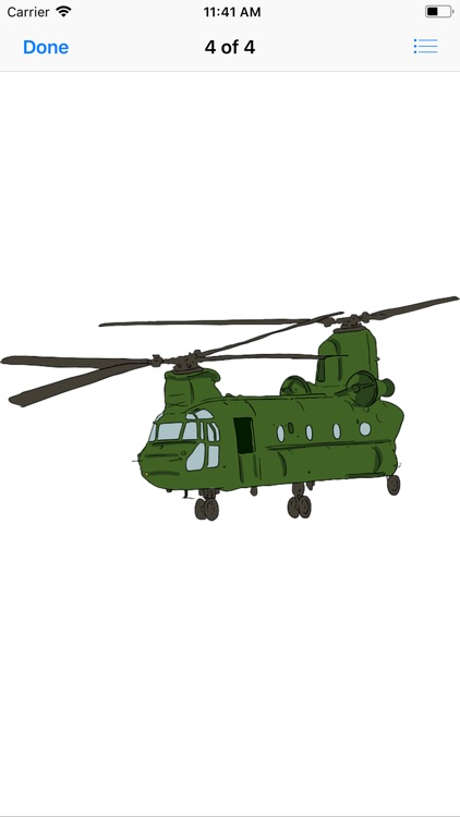 Helicopter Stickers screenshot-6