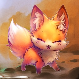 Little Fox Adventure Story