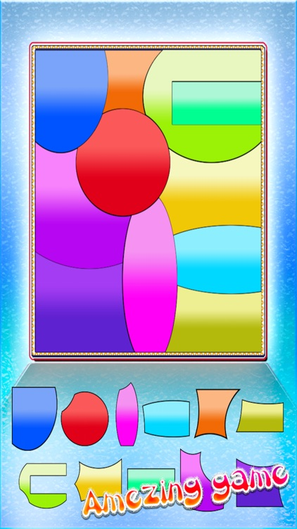 Tangram Shape Puzzle screenshot-3