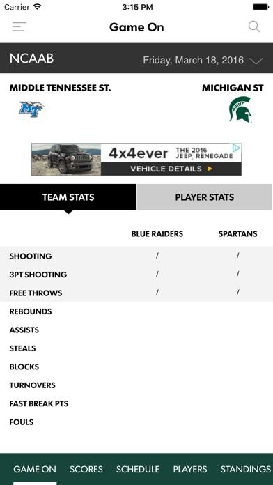 Spartans Xtra Screenshot on iOS
