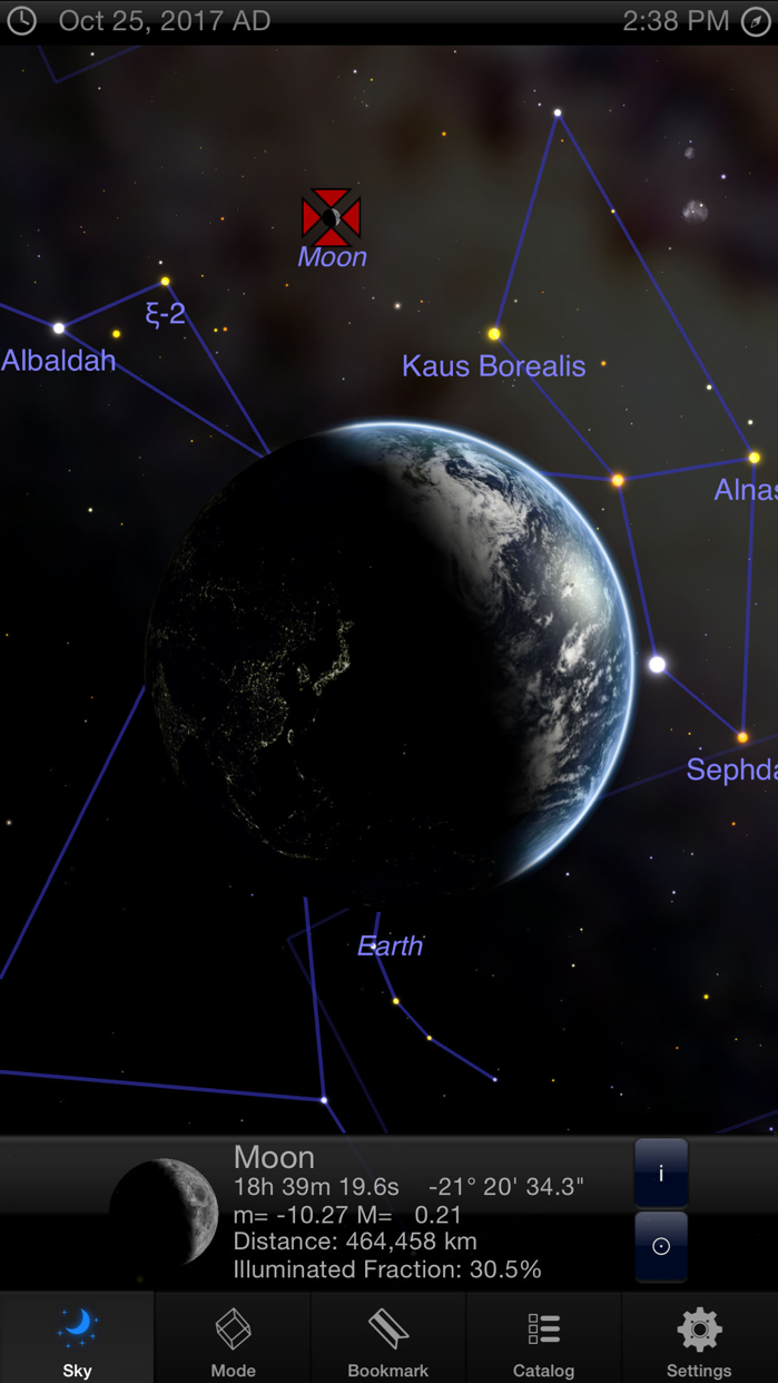 StarMap 3D Screenshot