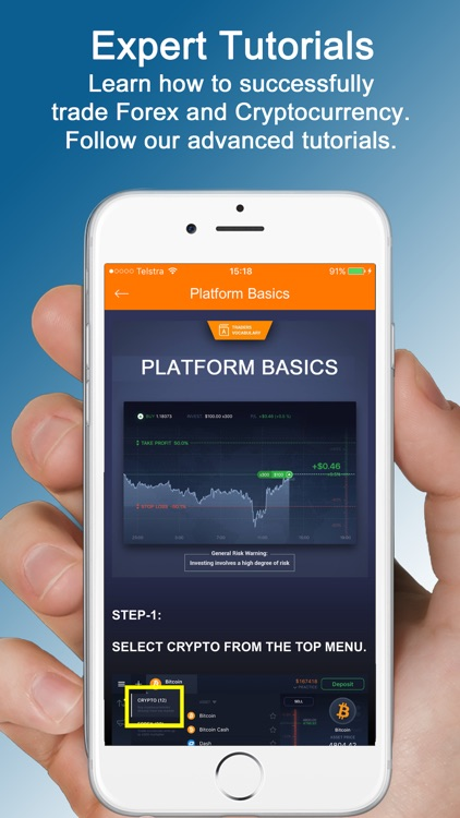 Forex & Bitcoin-for IQ Option