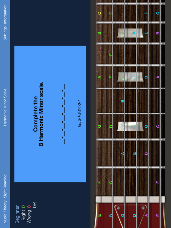 Music Theory and Practice by Musicopoulos screenshot